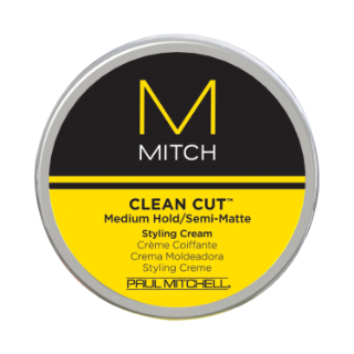 Mitch Clean Cut Cream