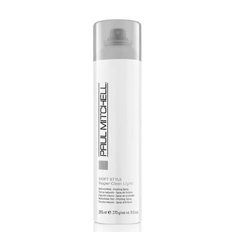 Paul MitchellSuper Clean Light Finishing Spray | Tuggl