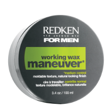 Redken for Men Maneuver Working Wax