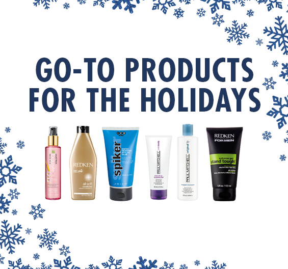 Go-To Products For The Holidays