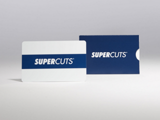 Supercuts gift cards