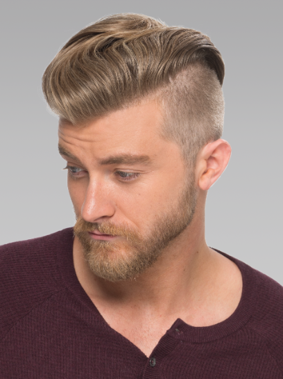 undercut with comb over men 39 s hairstyles supercuts. Black Bedroom Furniture Sets. Home Design Ideas